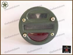 A Unit Of Willys Ford Military Jeep Truck Cat Eye Tail Light 12v 3 Point