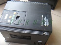 One Used Omron Inverter 3g3rx-a4055-z 5.5kw 380v