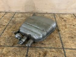 Bmw 2009-2015 F01 F02 N63t Rear Right Passenger Section Exhaust Muffler Oem 008