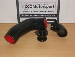 Seat Leon 5f 2.0tfsi Cupra 300 R310 Turbo Outlet + Turbo Inlet + Ansaugschlauch