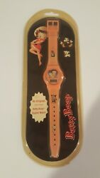 Vintage Betty Boop Watch Authentic Never Been Opened