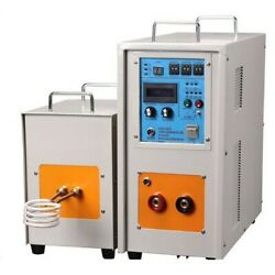 30KW 30-80KHz High Frequency Induction Heater Furnace ZN-30AU