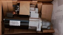 Mercedes-benz A 278 906 07 00 80 / Reman. Starter Motor By Mbgermany