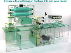 Aqua-link Adp Refugium Sump 36 Select An Options Package To Suit Your Needs
