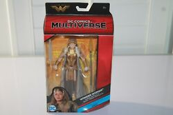 Multiverse Queen Hippolyta Action Figure Wonder Woman Ares New Read