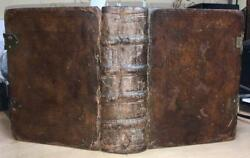 Rare 1566 Thomas Becon 'godly And Learned Sermons, Gospelles' Theology/bible