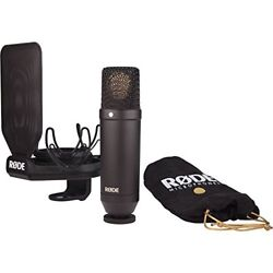 Rode NT1KIT Cardioid Condenser Microphone Package ...NkStr