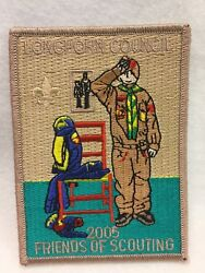 Nct Boy Scouts - Longhorn Council - 2005 Friends Of Scouting Patch