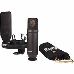 Rode NT1KIT Cardioid Condenser Microphone Package ...LnStr