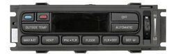 Climate Control Module Remanufactured 99-02 Ford Expedition Dorman 599-033