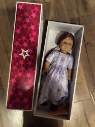 Euc American Girl Felicity Doll Displayed Only