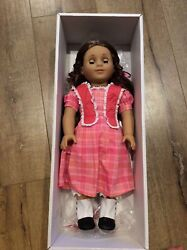 Euc American Girl Marie-grace Doll Displayed Only