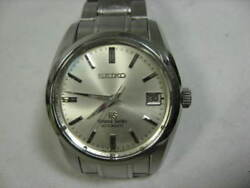 Seiko Grand Seiko 9s55-0010 Overhaul Automatic Authentic Menand039s Watch Works