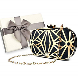 Luxury Clutch BagEvening Bag Prom Handbag Purses for Wedding and Party Formal