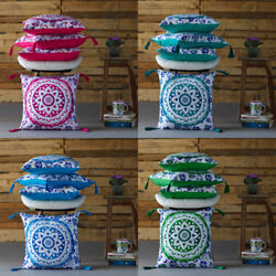 Cushion Cover Mandala Tapestry Home Decor Pillows For Bedroom Throw Bohemian