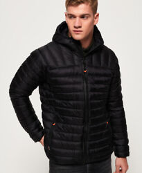 Superdry Mens Core Down Hooded Jacket $39.34
