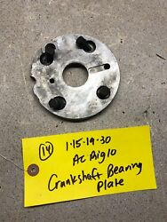 Briggs And Stratton 12hp Engine Bearing Support Plate 300421 Allis Chalmers B12
