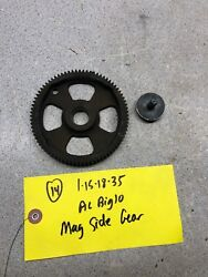 Briggs And Stratton Engine Magneto Drive Side Gear 300421 Allis Chalmers B12