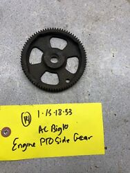 Briggs And Stratton Engine Pto Drive Side Gear 300421 Allis Chalmers B12