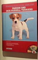 Parson & Jack Russell Terriers ~ Barron's Dog Bibles ~ + Dog Puppy Training DVD