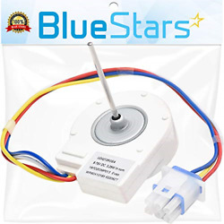 Ultra Durable WR60X10185 Evaporator Fan Motor Replacement Part by Blue Stars –