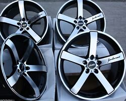 20 Stag Bmf Blade Alloy Wheels Fits Vw Transporter T5 T6 Minibus Caravelle1