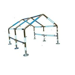1 Pipe High Peck Canopy Fittings For 10and039 X 10and039/20and039/30and039/40and039 Carport Canopy Farm