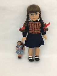 retired American Girl Doll Molly Mcintire Excellent Cond W/ Extras