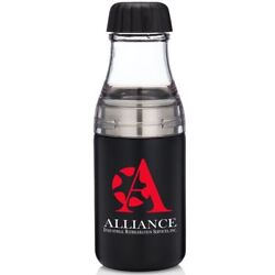48 Custom Printed Soda Pop Stainless Steel Water Bottles, Promotional Products
