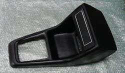 Mk2 Escort Genuine Ford Nos Centre Console Assy With Radio Blanking Plate