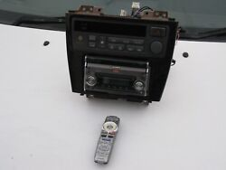 JDM NISSAN CIMA Y33 INFINITI Q45 AC CLIMATE CONTROLLER AND HDD AUDIO PLAYER OEM