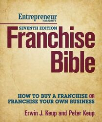 How to Buy a Franchise or Sell Your Own Business Plan Guide Book Step by Step