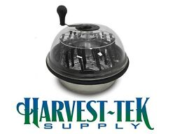 Harvest-tek Supply 16 Pro-cut Bowl Trimmer W/ Clear Top, Spin Cut Pro Bay Hydro