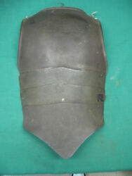 Rare WWI US Experimental Light Body Armour Protector Vest for Shock Troops