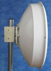 Jirous Microwave Parabolic Antenna Jrma-650 10/11 Frequency Range 10 1 11 7ghz