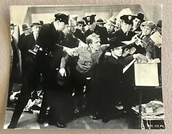 Rare Signed Movie Photograph Dennis Day Signed Jimmy Durante No Signature