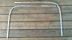 1965 1966 Ford Galaxie Convertible Top Trim Molding
