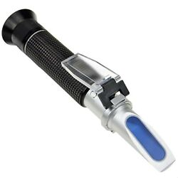 Alcohol Refractometer For Spirit Alcohol Volume Percent Measurement With Auto...