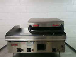 Flat grill 36 inch Lang Clamshell CSG24-2-NAT Natural Gas tested