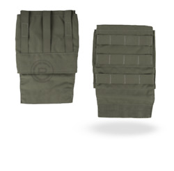 Crye Precision Avs 6 X 6 Side Armor Plate Pouch Carrier Set Of 2 Ranger Green