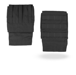 Crye Precision - Avs 6 X 6 Side Armor Plate Pouch Carrier Set Of 2 - Black