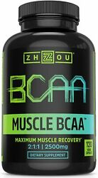 Post Workout Muscle Growth Supplement Amino Acid Dietary Supplement Capsules Usa