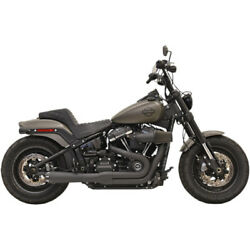 Bassani Road Rage 2 Into 1 Exhaust 1s92rb For Harley 2018-2019 Softail