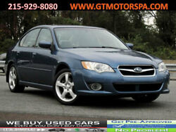 2008 Subaru Legacy Natl 4dr H4 Automatic Ltd PZEV 4dr H4 Automatic Ltd PZEV AWD legacy 2.5 Limited PZEV sunroof leather heated cal