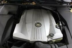 2005 Cadillac STS 4.6L VIN A 8th Digit Belt Driven Cooling Fan Engine Motor 129K