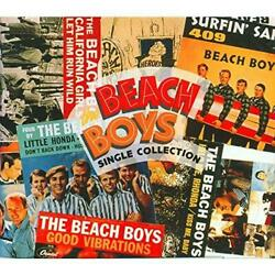 The Beach Boys Us Single Collection Japan CD Limited edition UICY-77353 FS