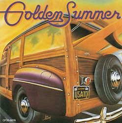 ULTRA RARE GOLDEN SUMMER CD WITH THE BEACH BOYS & JAN AND DEAN 1960s SURF SONGS