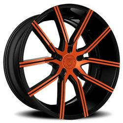 20 Staggered Wheels And Tires Lexani Gravity Custom Color