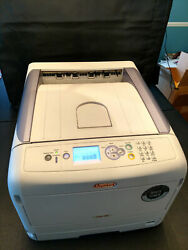 Uninet iColor 600 White Laser Heat Transfer Printer Up To 11x17 wExtra Paper