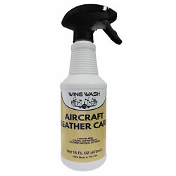 Wing Wash - Aircraft Leather Care - Case